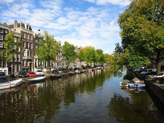 Las Nueve Calles: Fra The Nine Streets, Amsterdam