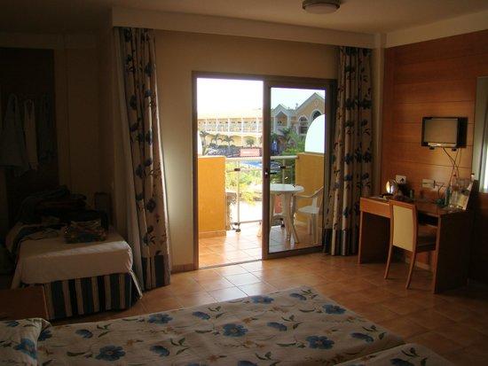 Hotel Cotillo Beach : Zimmer 2333
