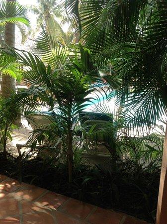 Hotel Santa Fe : VIEW FROM ROOM