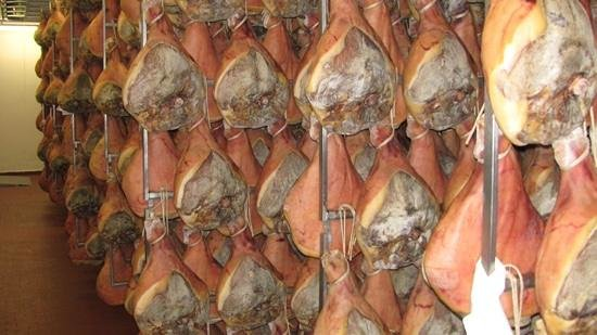 Parma Food n Wine Tours : Prosciutto factory