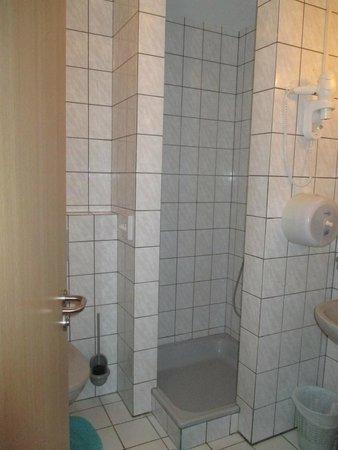 Grand Hotel de Vianden : Bathroom
