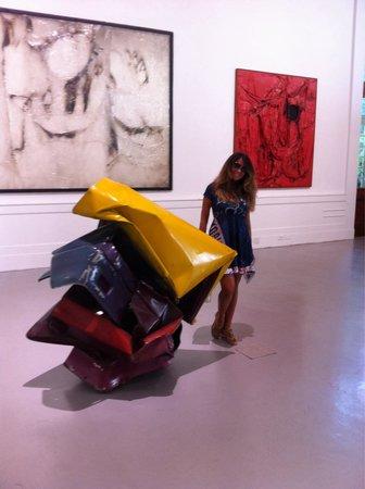 Quadri astratti foto di galleria nazionale d 39 arte for Quadri arte moderna astratti
