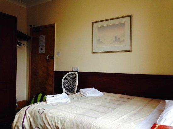 St. David's Hotels : Triple room on third floor