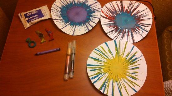 Crayola Experience: Our Crayon Swag