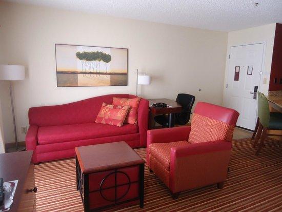 Residence Inn Montgomery : Room