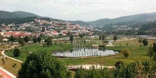 Vale de Cambra, Portugal: Vista Sul