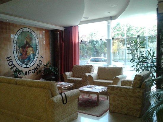 Hotel Afonso V : recepción
