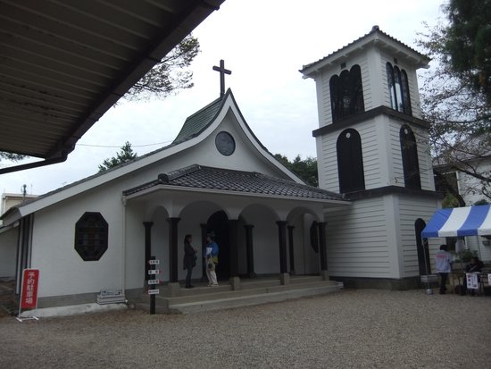 Chikaramachi Catholic Church