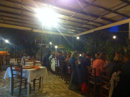 Garden Restaurant : ook voor grote groepen