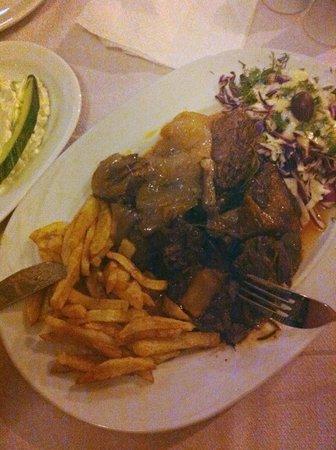 Garden Restaurant : Lekker