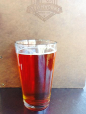Steamworks Brewing Co : Red at Steamworks