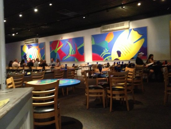 dining room picture of go fish mystic tripadvisor