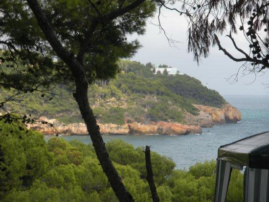 Torre De La Mora: panorama