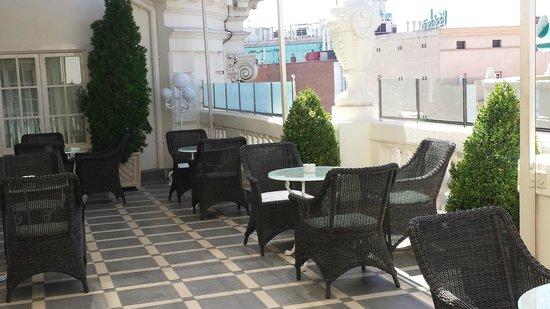 Hotel Atlantico: Hotel