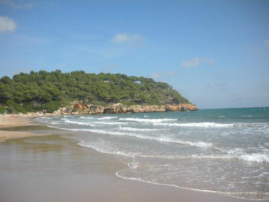 Torre De La Mora: spiaggia