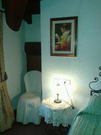 Bed Zanaglio: ma che bella é la stanza dove abbiamo dormito..??!!! una magia .....