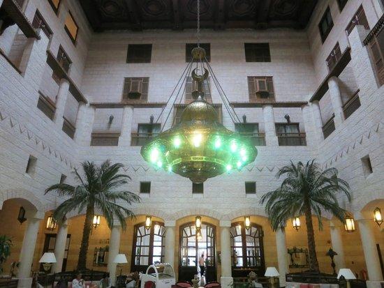 Moevenpick Resort Petra: Stunning Lobby