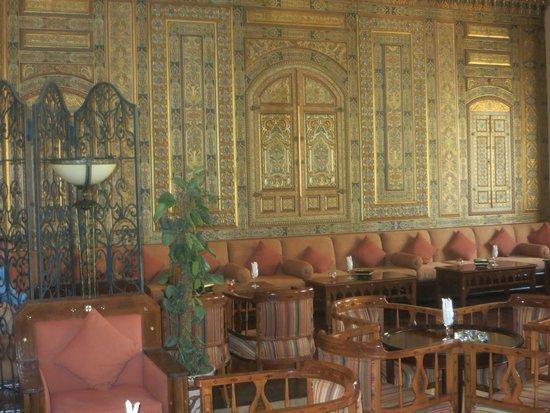 Mövenpick Resort Petra: Bar Area