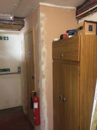 Clyde Hostel: Hallway