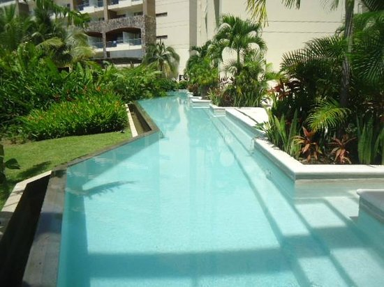 Alberca Swim Out Picture Of Now Amber Puerto Vallarta