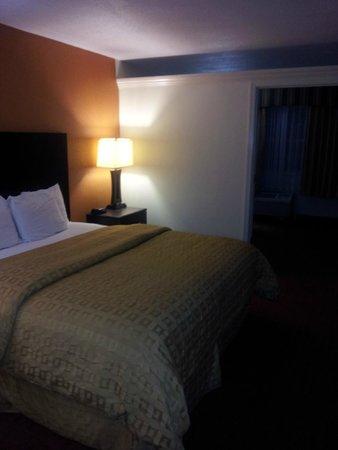 Clarion Suites : Room 212