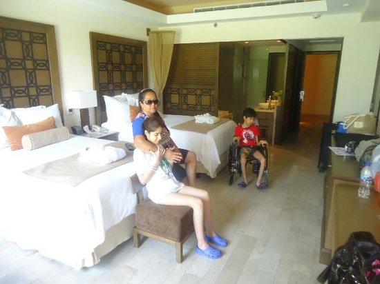 Now Amber Puerto Vallarta: Relajante habitacion Jr.Suite Swimout