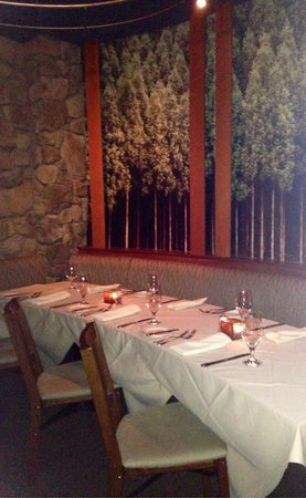 Private Dining Alcove Hidden Gem Incredibly Fresh Farm To