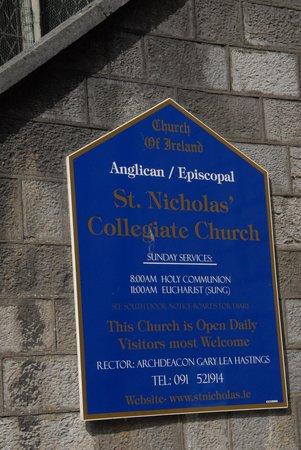St. Nicholas' Collegiate Church: St. Nicholas Collegiate Church