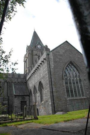 St. Nicholas' Collegiate Church: Rear of church