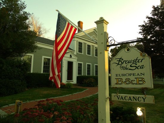 Brewster By The Sea : The outside view