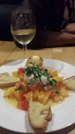 Gino's Fine Itallian Food : Buratta