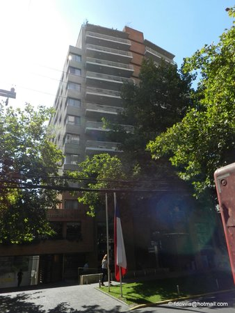 Time Suites (Time Suites and Apartments)  |  Callao 2988 , Santiago, Chile