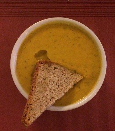 Organic : Zuppa della casa