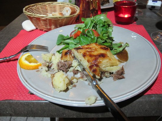 Le Lopain'Kess : Meat was delicious