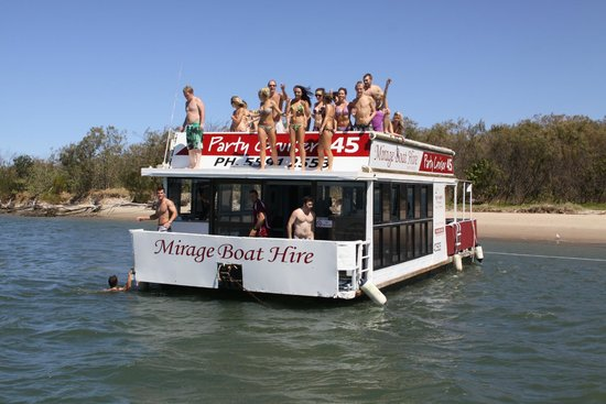 ‪Mirage Boat Hire‬