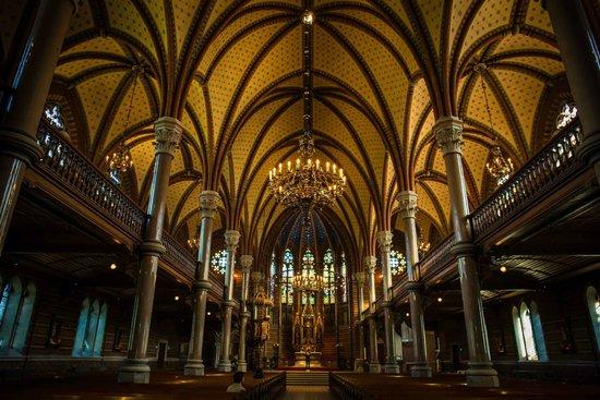 All Saints Church, Lund: So graceful!