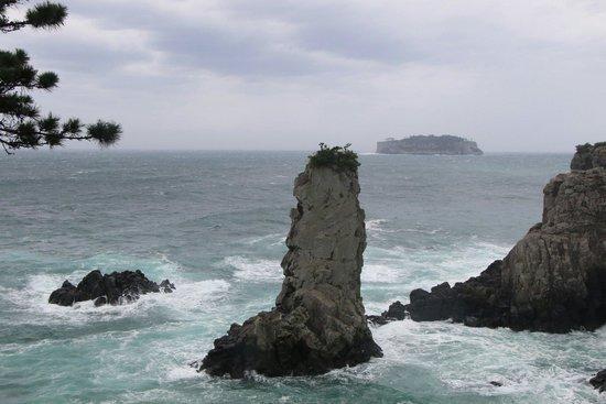 Oedolgae: Rock,  looks like lady.