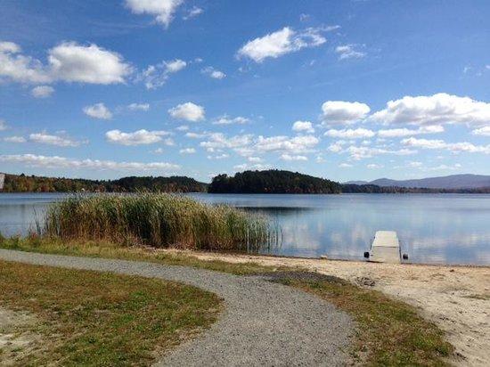 Island Pond, VT: Pond View