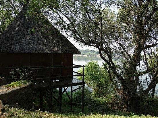 Chundukwa River Lodge: Chalet