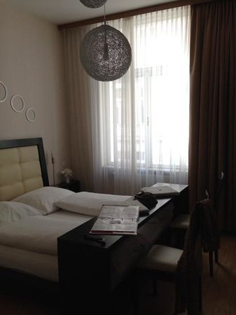 Pension a und a: room