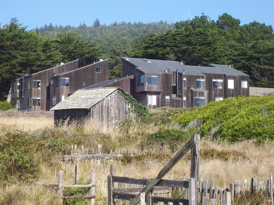 Sea Ranch Lodge: Room 1 on the far right