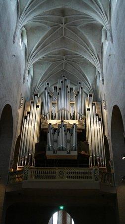 Cathédrale de Turku : 傳頌聖音的管風琴