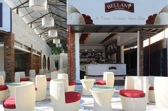 Bellany Ice-Cream: Bellany Ice Cream Waterfall