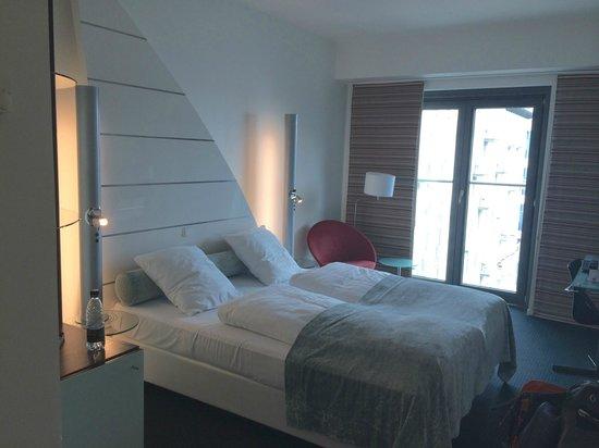 Copenhagen Island Hotel: 部屋の様子(Superior Single)