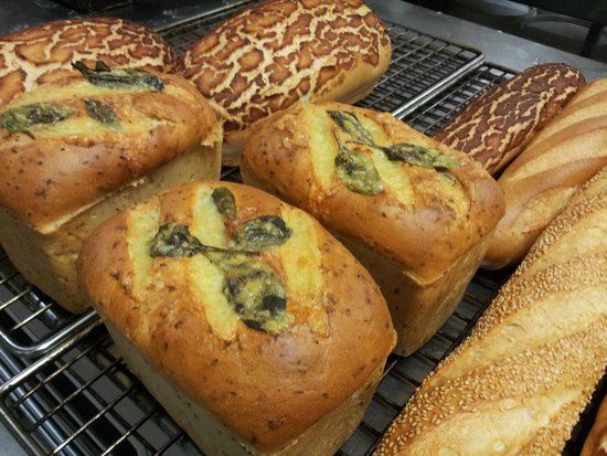 Peregian Beach Bakery : savoury breads