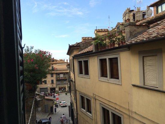 Casa Ambra: View on Benedetti