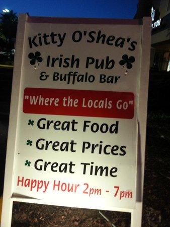 Kitty O'Shea's Irish Pub
