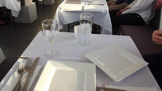 Noosa Cruising Restaurant: Quite Up Market