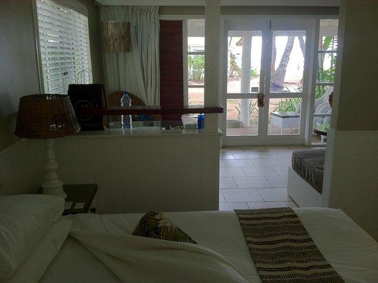 Malolo Island Resort: Inside of Cabin