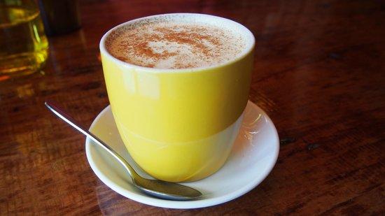 Yellow Deli : heavenly chai